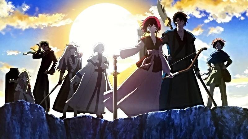 Akatsuki No Yona Season 2 Will Yona Get The Throne Back For ikki kurogane, graduating as a magical knight is nigh impossible. akatsuki no yona season 2 will yona
