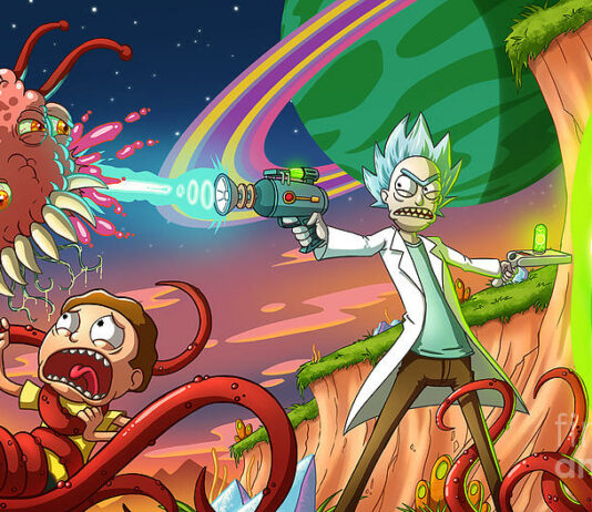 Rick and Morty Season 6