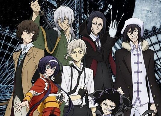 Bungou Stray Dogs Season 4