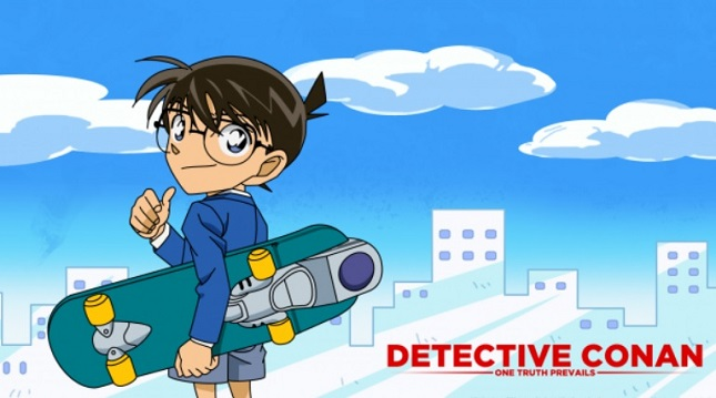 Detective Conan Filler List