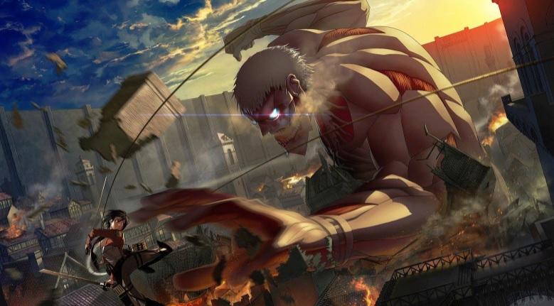 Attack of Titan Filler List