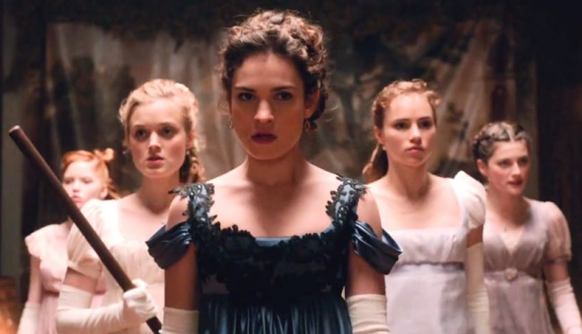 Pride and Prejudice and Zombies 2
